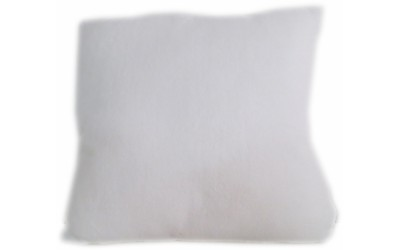 Polštář č.1 bílá