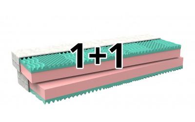 Partnerská matrace 1+1 KLAUDIE