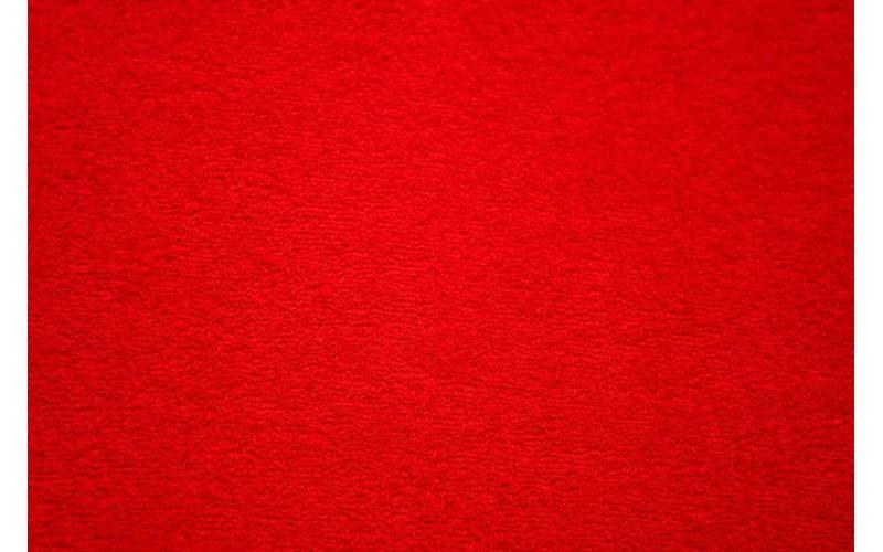Prostěradlo froté č.26 červená