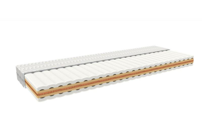 Ortopedická matrace s kokosovým vláknem RELAX