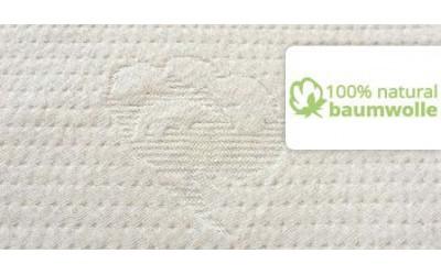 Potah na matraci Nebělená bavlna
