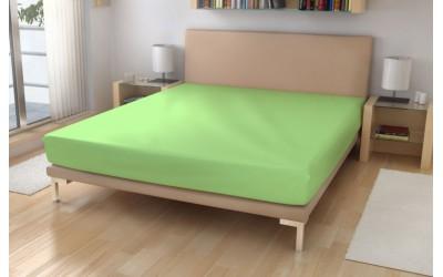Polášek Prostěradlo jersey č.35 sv.zelená