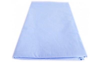 Polášek Prostěradlo bavlna plátno modré