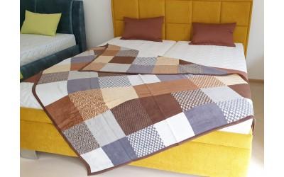 Bavlněná deka 5386
