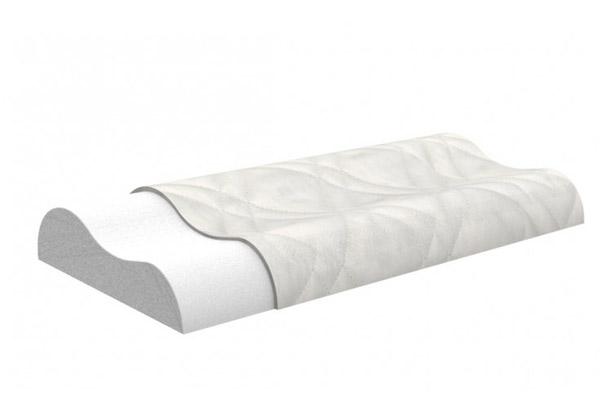 Anatomický polštářek jako dárek ke každé matraci!