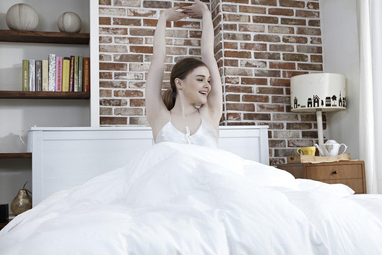 Postele a matrace pro zdravý spánek