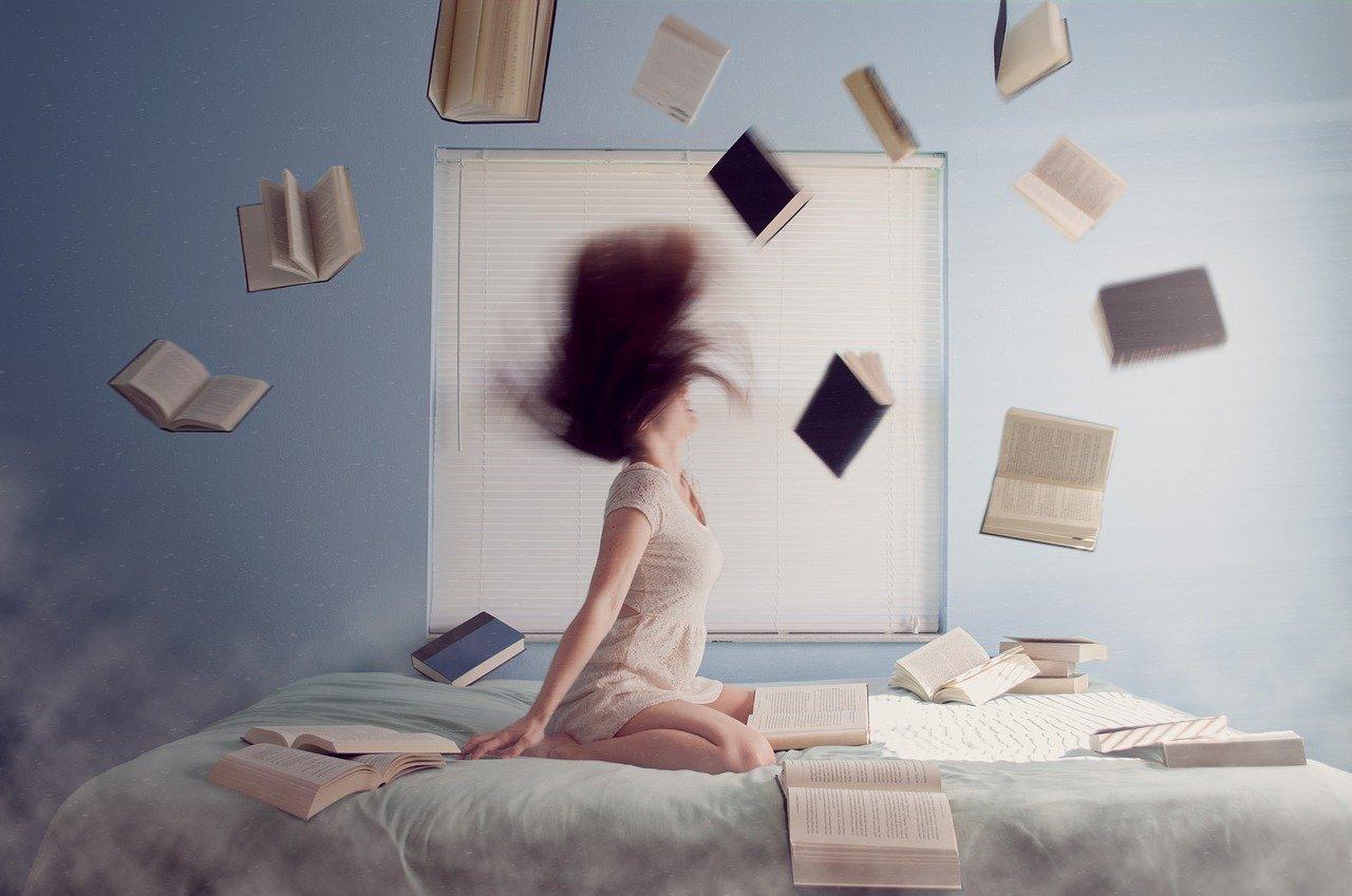 Ako na pohodlné čítanie a sledovanie TV v posteli?