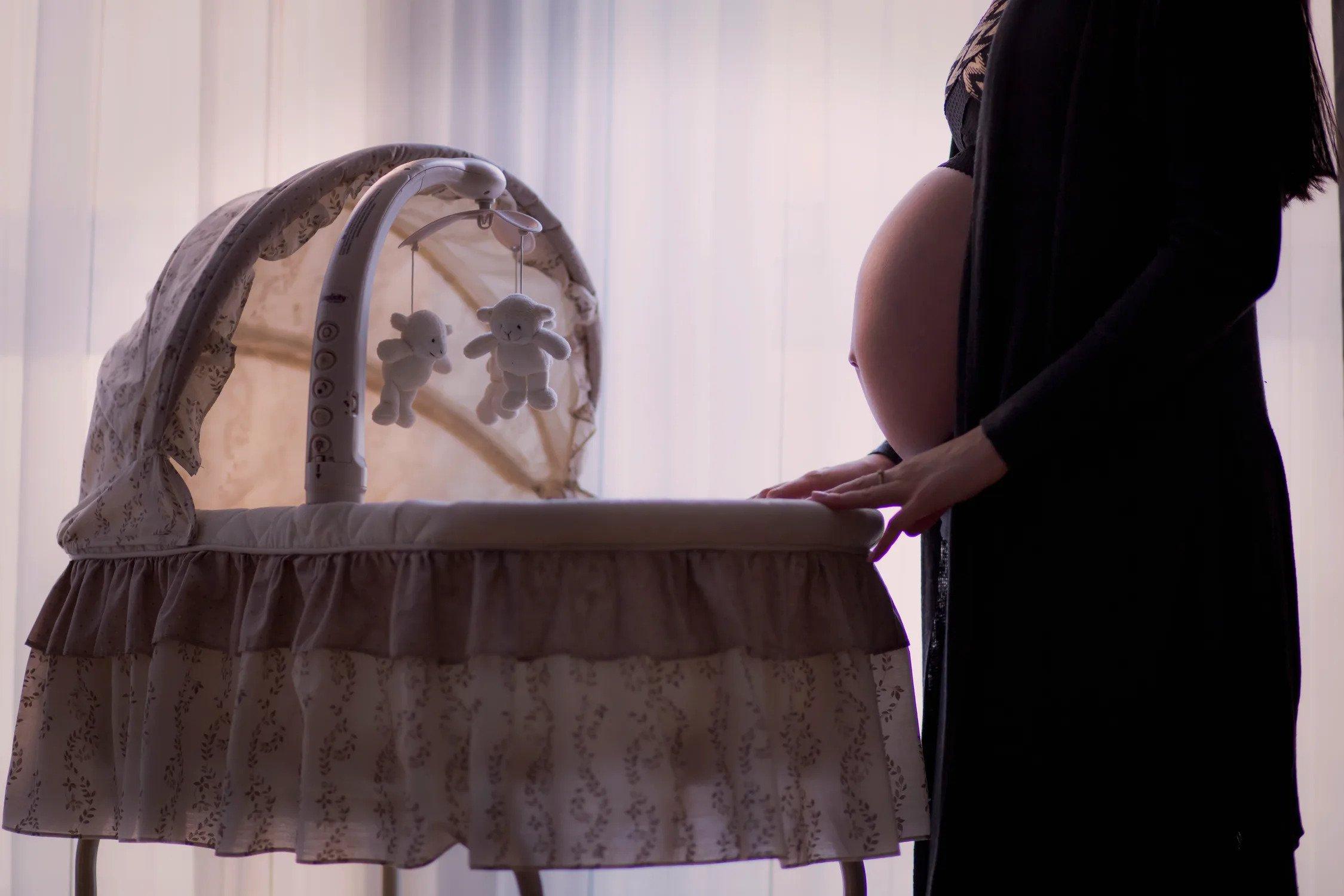 Ako sa dobre vyspať v tehotenstve?