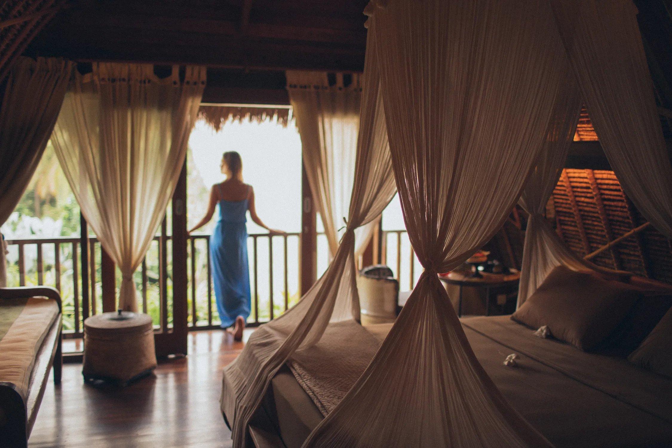 Spokojnosť s pobytom v hoteli sa často odvíja od spánku