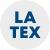 materiály LATEX