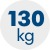 nosnost matrace do 130 kg