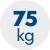 nosnost matrace do 75 kg