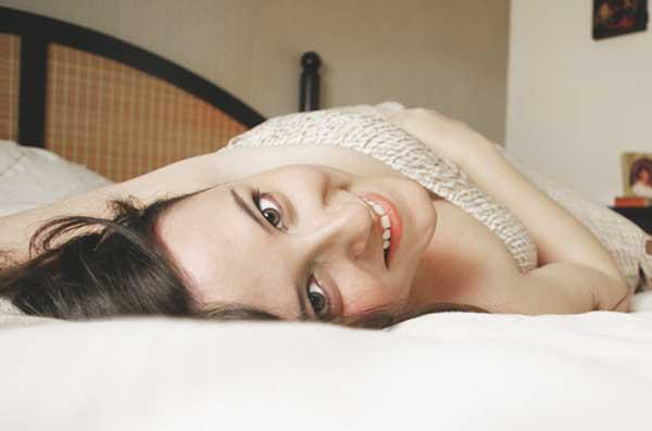 Chcete mať v posteli Angeliku?
